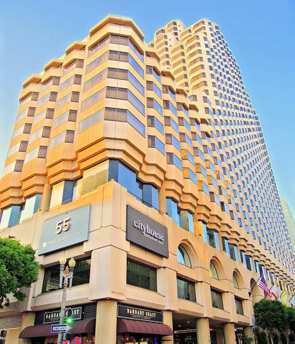 Parc 55 Wyndham Hotel